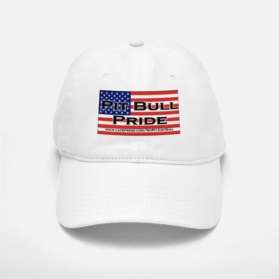 Pit Bull Pride Baseball Baseball Cap