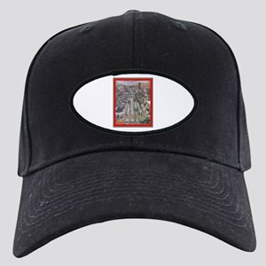 """Christmas-1946"" Black Cap"