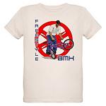Freestyle BMX Organic Kids T-Shirt