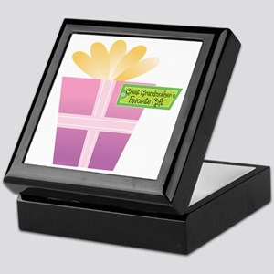 Great Grandmother's Favorite Gift Keepsake Box