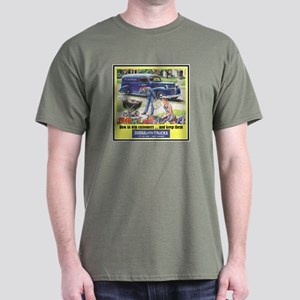 """1946 Dodge Truck Ad"" Dark T-Shirt"