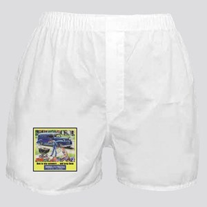 """1946 Dodge Truck Ad"" Boxer Shorts"