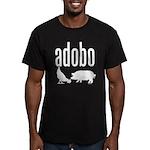 Adobo Men's Fitted T-Shirt (dark)