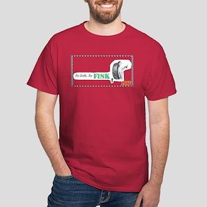 """""""1946 Fisk Tire Ad"""" Dark T-Shirt"""