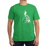 Philippines Rough Map Men's Fitted T-Shirt (dark)