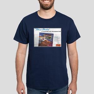 """1946 Pullman Ad"" Dark T-Shirt"