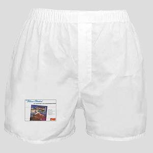 """1946 Pullman Ad"" Boxer Shorts"