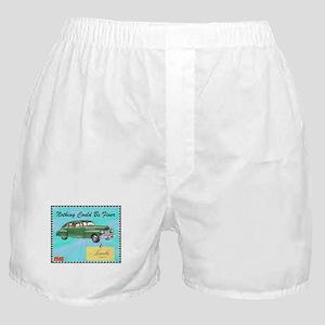 """1946 Lincoln Ad"" Boxer Shorts"