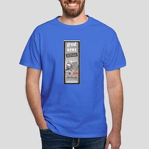 """1946 Motorola Car Heater Ad"" Dark T-Shirt"