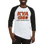 KYA San Francisco 1974 - Baseball Jersey