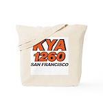 KYA San Francisco 1974 - Tote Bag