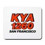 KYA San Francisco 1974 -  Mousepad