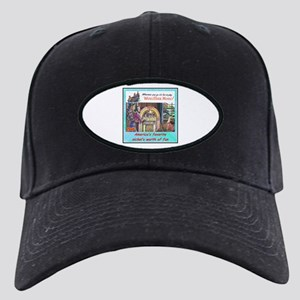 """""""1946 Wurlitzer Ad"""" Black Cap"""