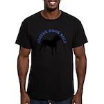 RDR Rotti Men's Fitted T-Shirt (dark)