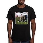 Dreams v1 Men's Fitted T-Shirt (dark)
