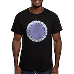 HypnoQ Men's Fitted T-Shirt (dark)