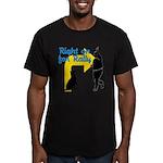 Rally 2 Men's Fitted T-Shirt (dark)