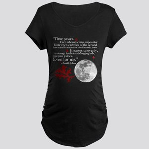 New Moon Maternity Dark T-Shirt