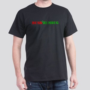 Bush Humbug Black T-Shirt