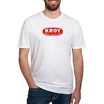 KROY Sacramento 1962 -  Fitted T-Shirt