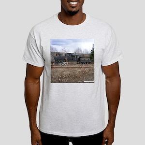Comox Railway #11 Light T-Shirt