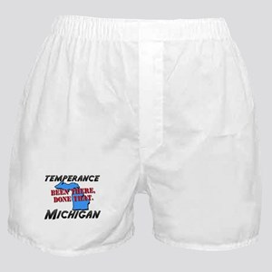 temperance michigan - been there, done that Boxer