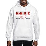 KNUZ Houston 1963 - Hooded Sweatshirt