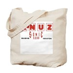 KNUZ Houston 1963 - Tote Bag