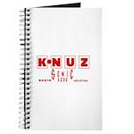 KNUZ Houston 1963 - Journal