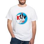 KLIV San Jose 1965 - White T-Shirt
