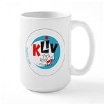 Kliv San Jose 1965 - Large Mug Mugs
