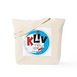 KLIV San Jose 1965 - Tote Bag