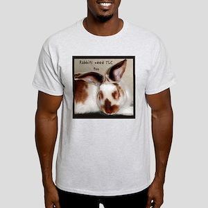 rabbit Ash Grey T-Shirt