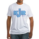 KJR Seattle 1963 - Fitted T-Shirt