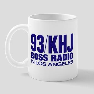 KHJ Boss Angeles 1965 -  Mug