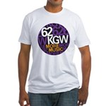 KGW Portland 1972 - Fitted T-Shirt