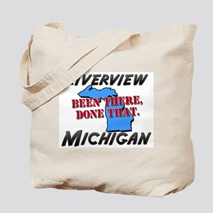 riverview michigan - been there, done that Tote Ba