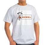 KEWB Oakland/San Fran 1958 - Ash Grey T-Shirt