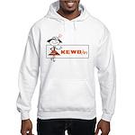 KEWB Oakland/San Fran 1958 - Hooded Sweatshirt