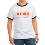 KEWB Oakland/San Fran 1959 - Ringer T