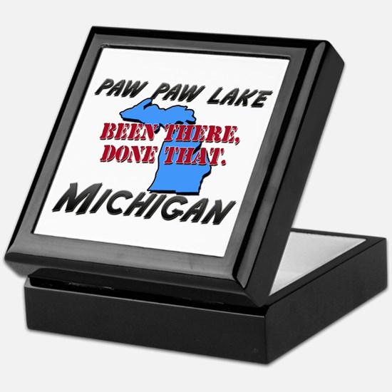 paw paw lake michigan - been there, done that Keep