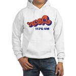 KCBQ San Diego 1972 - Hooded Sweatshirt