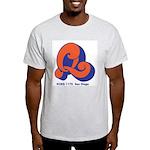 KCBQ San Diego 1972B - Ash Grey T-Shirt