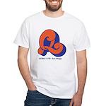 KCBQ San Diego 1972B - White T-Shirt