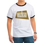 KCBQ San Diego 1958 - Ringer T