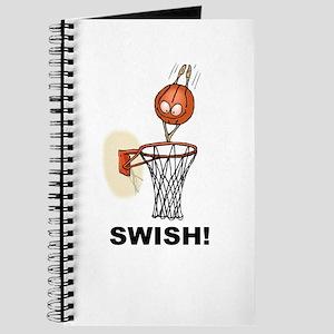 SWISH BASKETBALL DESIGN Journal