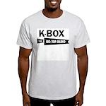 KBOX Dallas 1964 - Ash Grey T-Shirt