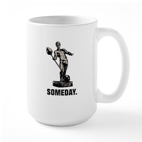 SANDOW SOMEDAY Large Mug