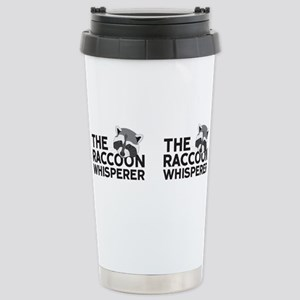 The Raccoon Whisperer Mugs