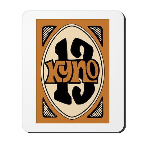 KYNO Fresno 1972 - Mousepad